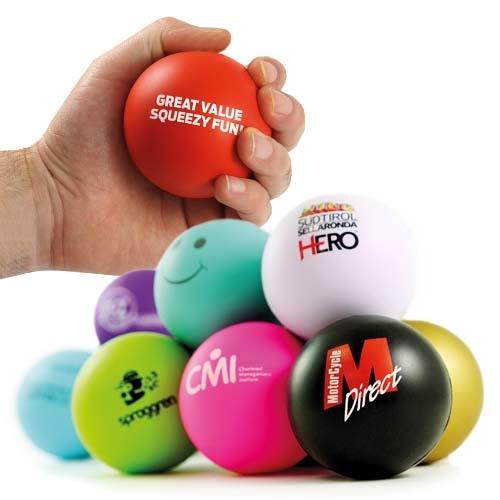 Balle anti stress kid030 kido les objets publicitaires personnaliser goodies cadeaux d - Objet anti stress bureau ...